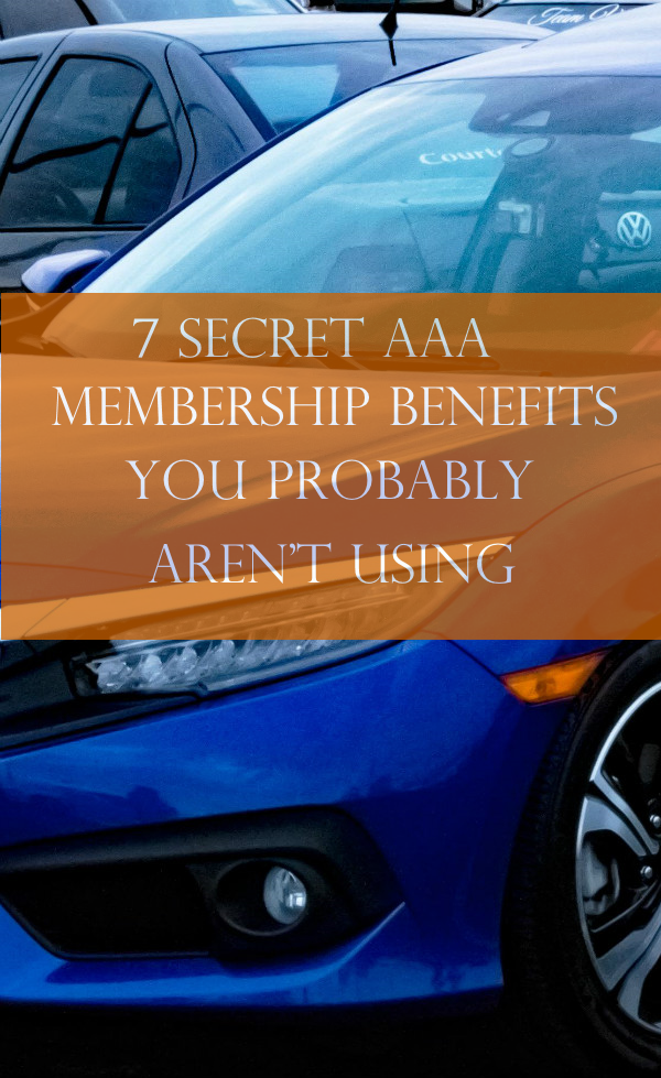 7 Secret AAA Membership Benefits You Probably Aren't Using!
