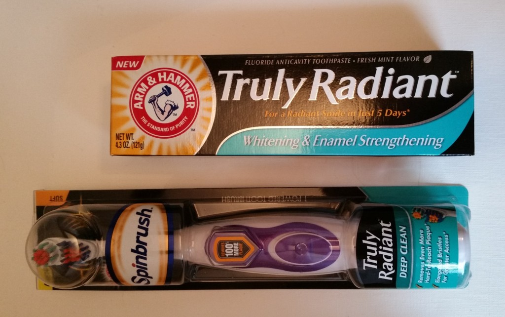 Arm & Hammer Truly Radiant review