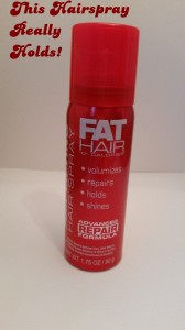 fat hair review