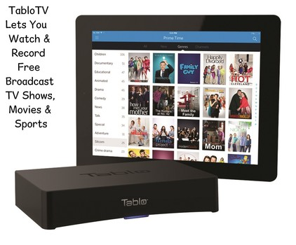 TabloTV Review: Watch and Record Free Over-the-Air TV