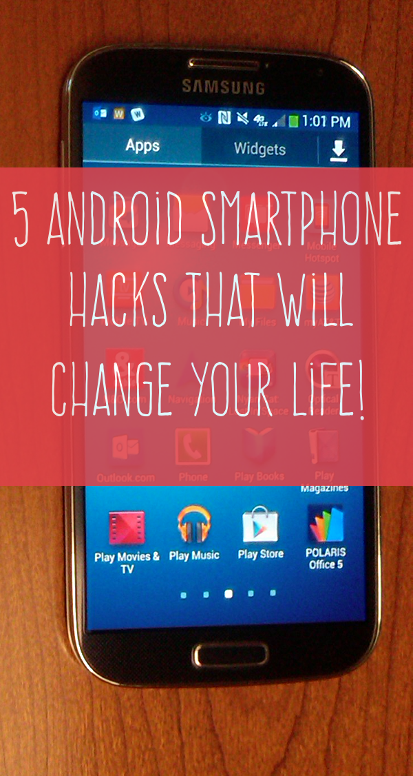 5 Android Smartphone Hacks That'll Change Your Life!