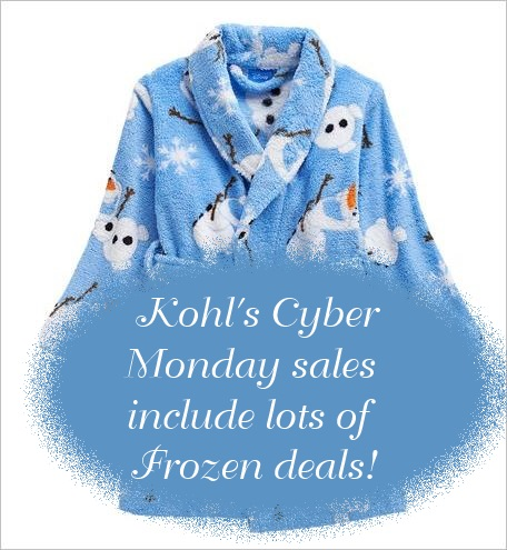 frozen cyber monday deals