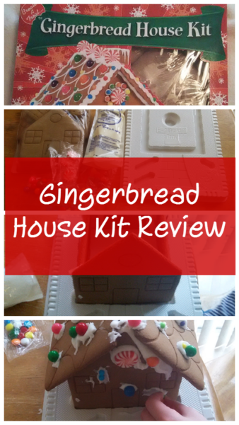 Gingerbread House Kit Review: Fun Indoor Project for the Kids