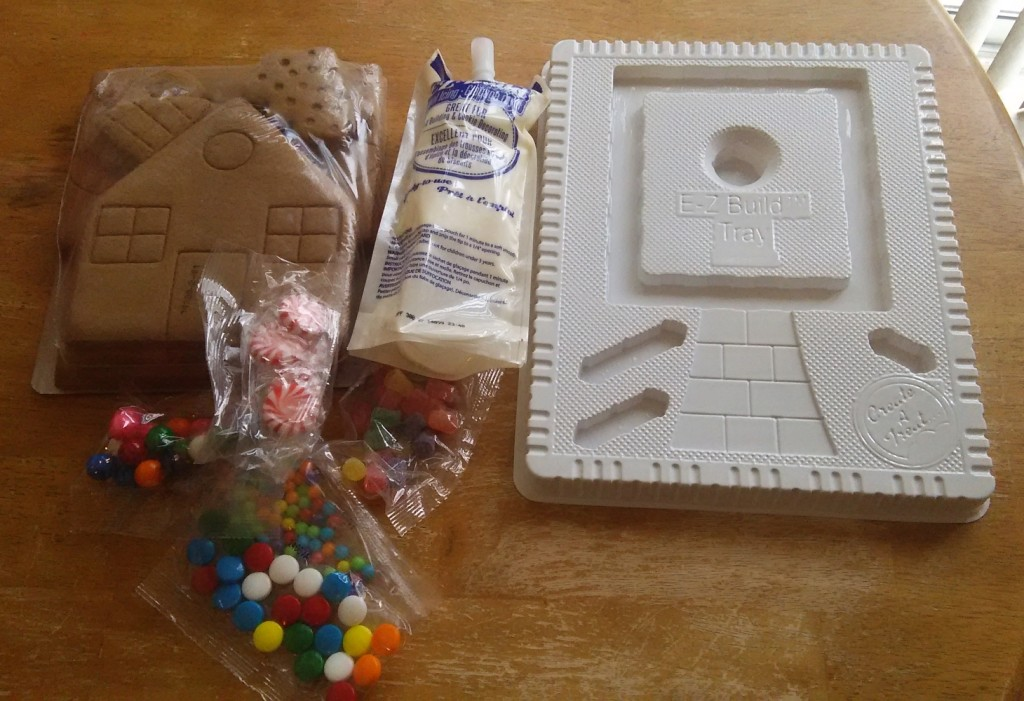 Gingerbread House Kit Review