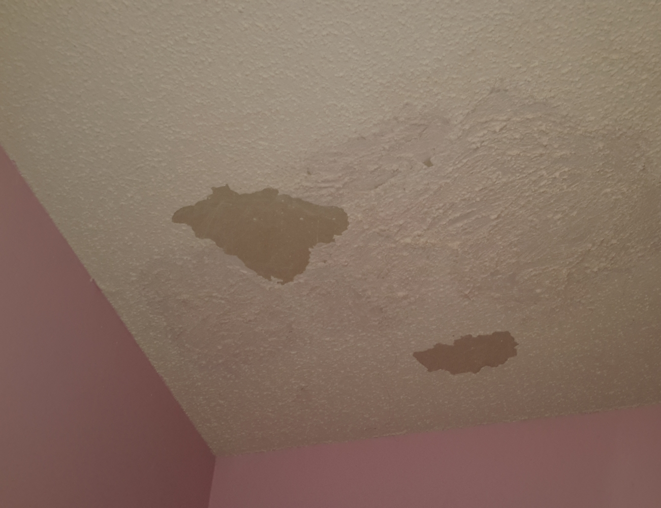 How to remove popcorn ceiling acoustic ceiling removal for How to remove popcorn ceiling without water
