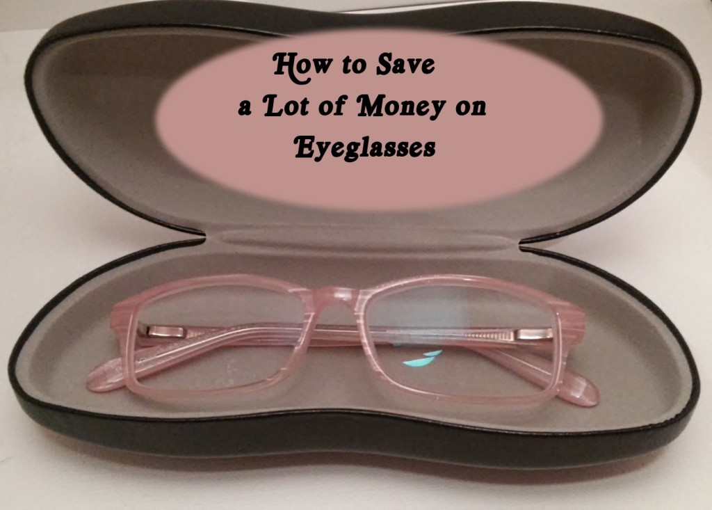 save money on glasses