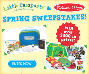 Little Passports Sweepstakes
