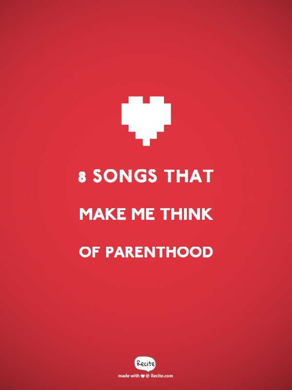 parenthood songs