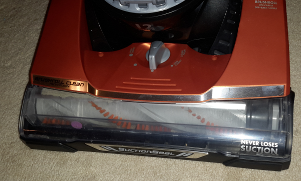 Eureka Brushroll Clean review: Powerful suction, low price point