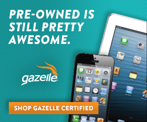 Certified pre-owned phones & tablets make great gifts for men