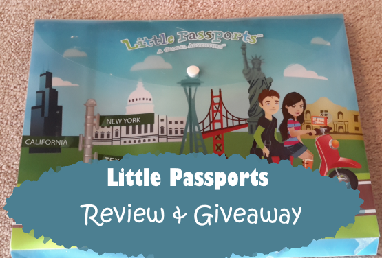 Little Passports review & 3-month giveaway ends 6/19 #LWBLittlePassports