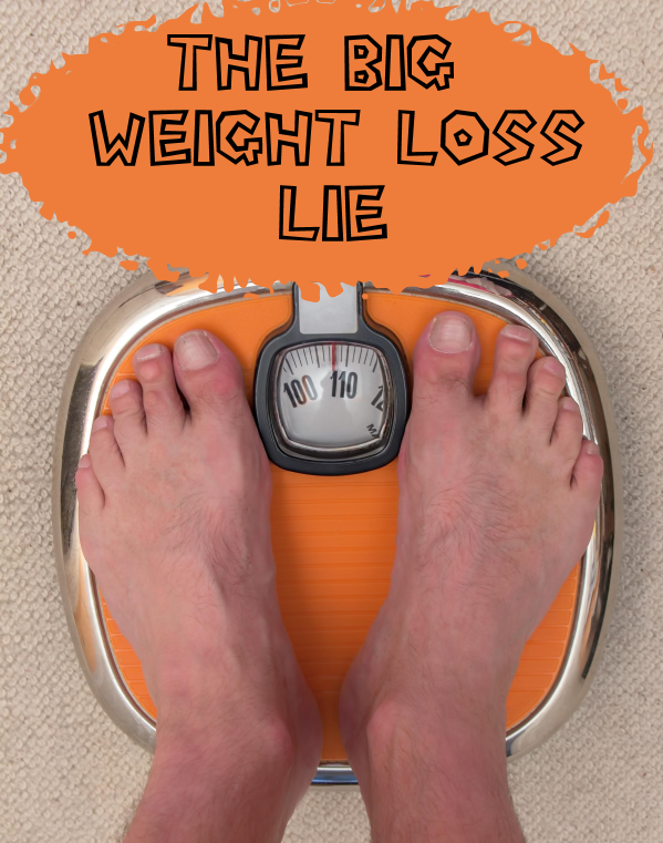 The big weight loss lie: How NOT to lose weight fast