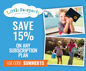 Little Passports coupon code - 15% off subscriptions!