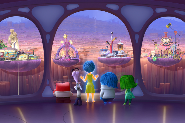 Inside Out review: Emotional roller coaster inside all of us #insideout @zonerewards