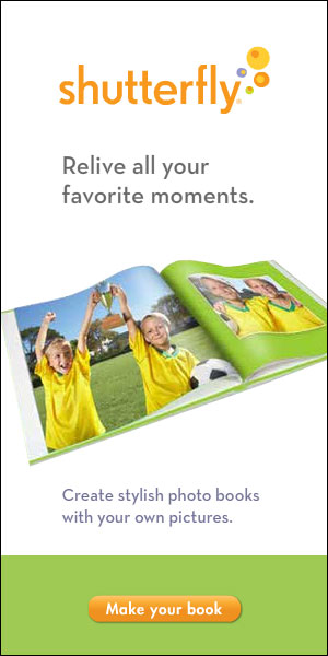 Shutterfly coupon code: Free photo book