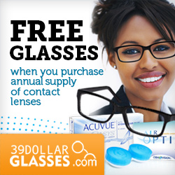 Cheap glasses & contacts for the whole family