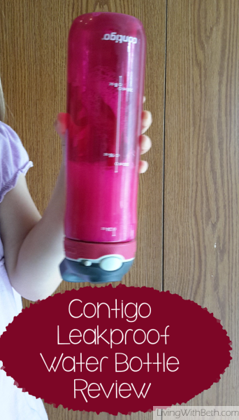Contigo water bottle review: For families, runners, walkers or anyone taking drinks on the go