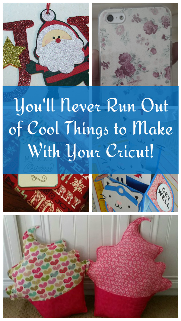 You'll Never Run Out of Cool Things to Make With Your Cricut