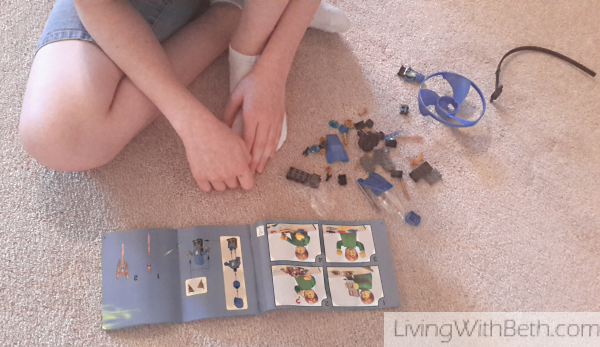 LEGO Airjitzu review: Kids love it (and so do grown-ups)