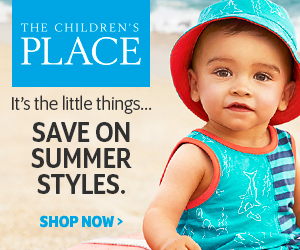 40% off at The Children's Place Coupon Code Not Needed