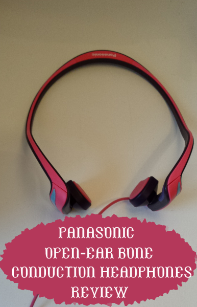 Panasonic Open-Ear Bone Conduction Headphones Review
