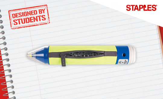 Staples Big Pen Was a Big Back to School Hit #GotItFree @Staples #DesignedbyStudents