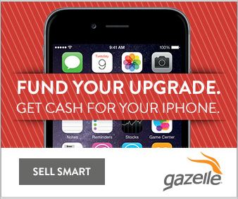Get Cash For Your iPhone From Gazelle!
