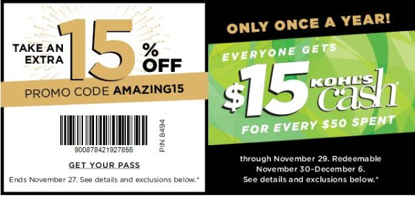 Kohls Black Friday Ads: Shop Now!