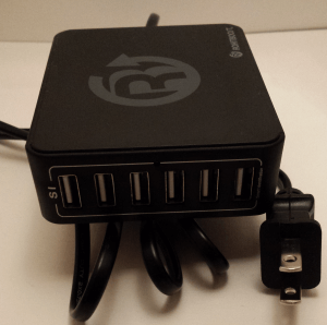Omni-Charge Review & Giveaway: Charge All of Your Gadgets in One Place Ends 11/16 #OmniCharge @socialexpopr