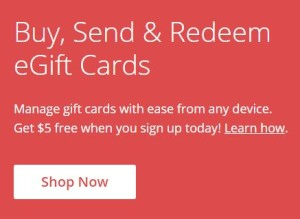 TopCashBack Offer: $10 Sign-Up Bonus + $5 Toward Gift Card