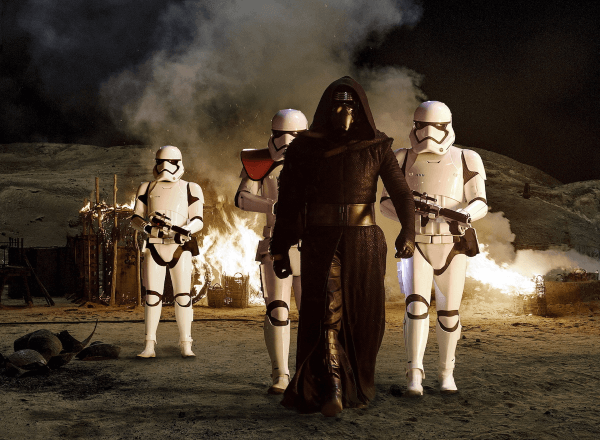 10 Things I Noticed in Star Wars: The Force Awakens