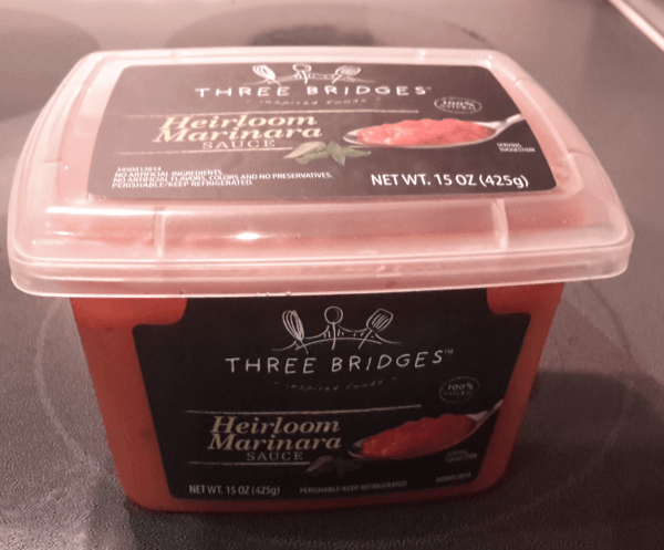 Three Bridges Refrigerated Pasta & Sauce Review