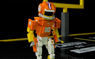 LEGO Releases Ultra Cool College Football Championship Video #LEGOCollegeFootball