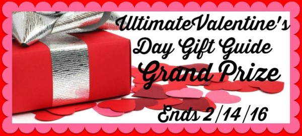 Ultimate Valentine's Day Gift Guide Grand Prize Giveaway @las930 #UVDGGG