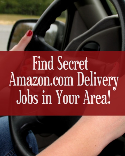 How to Find Secret Amazon Delivery Jobs in Your Area