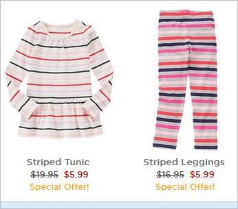 HOT! $25 off $100+ Gymboree Coupon Code