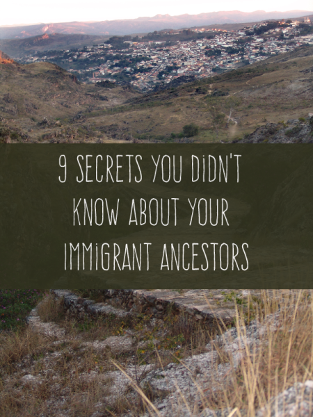 9 Secrets You Didn't Know About Your Immigrant Ancestors