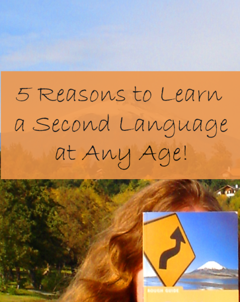 5 Reasons Why You're Never Too Old To Learn a Second Language
