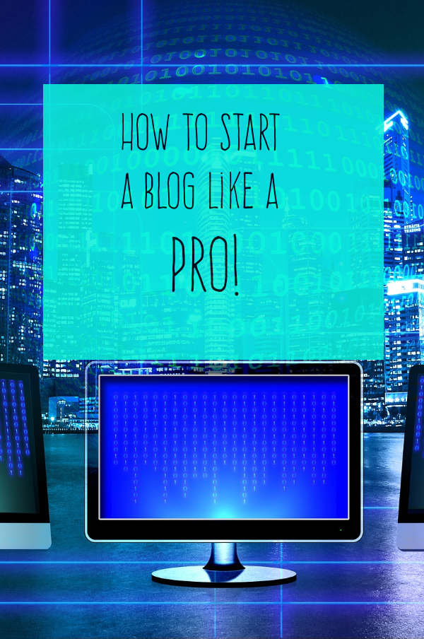 How to Start a Blog Like a Pro for $1/Month
