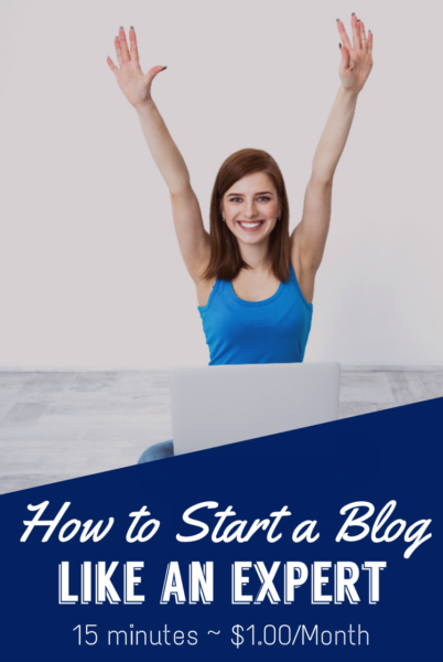 You don't need any great tech skills to set up a blog. Whether you want to set up a blog to make money or as a hobby, you can get started in about 15 minutes. Here's how.