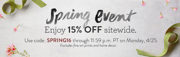 Save 15% on Invitations, Save the Dates, Announcements & More