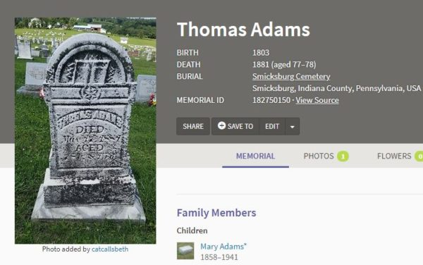Here's how to use one of the best free genealogy research tools out there, Findagrave.