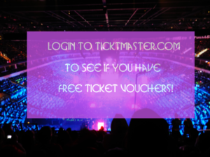 Drop Everything and Get Your Free Concert Tickets Now!