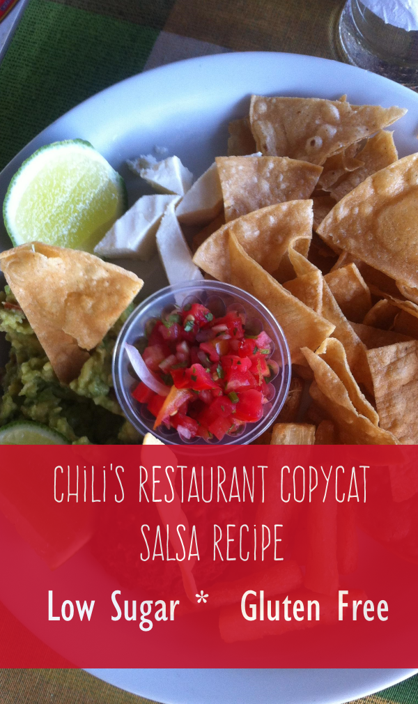 Chili's Salsa Copycat Recipe