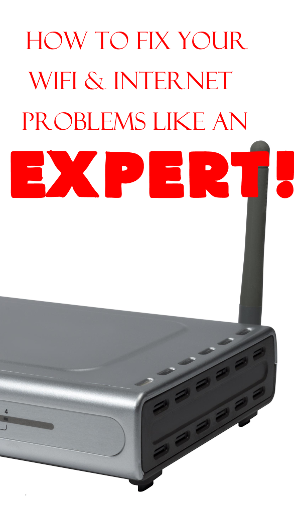 How to Fix Your Home Internet and WiFi Problems [#Infographic]