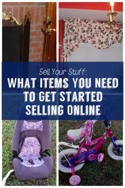 Sell Your Stuff: List of What You Need to Start Selling Online