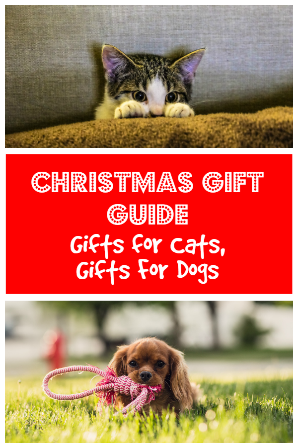Christmas Gift Guide: Gifts for Dogs, Gifts for Cats
