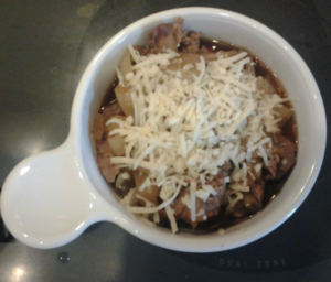 Low Carb Beef French Onion Soup