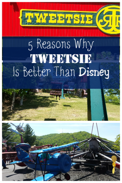 5 Reasons Tweetsie Is Better than Disney World in Florida