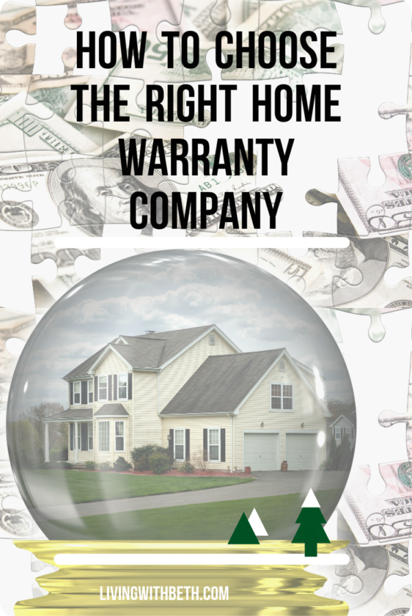 When you buy a new home, you might ask the seller to pony up for a home warranty. Here's how to choose one to avoid disappointment down the road.